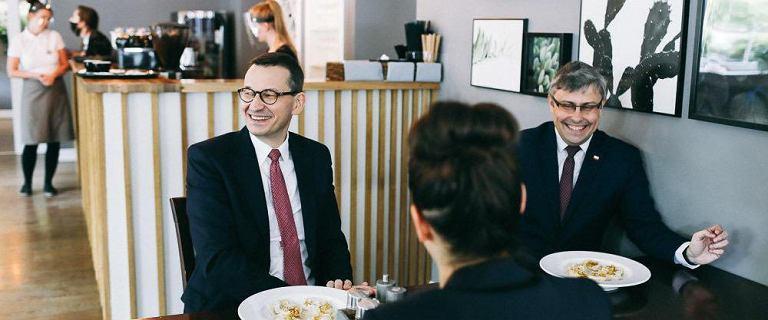 Rzecznik rządu tłumaczy Morawieckiego: Premier został źle poinformowany