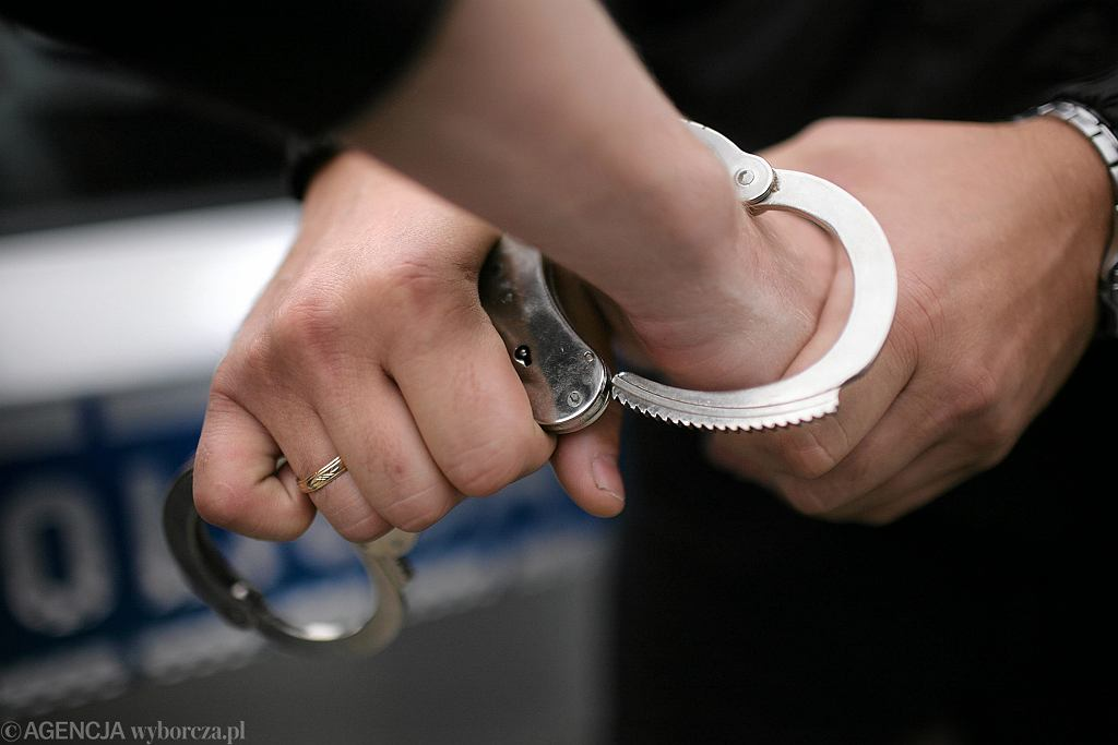 Aresztowanie (zdjęcie ilustracyjne)