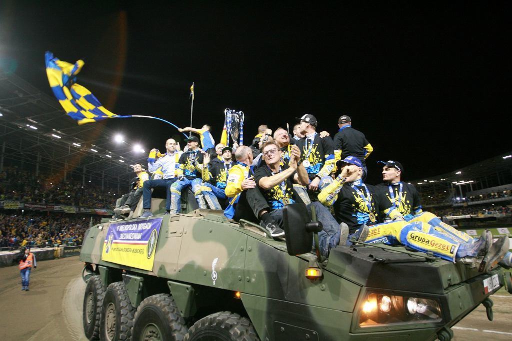 Rewanżowy finał żużlowej PGE Ekstraligi: Stal Gorzów - Get Well Toruń 51:39. Stal Gorzów drużynowym mistrzem Polski 2016!
