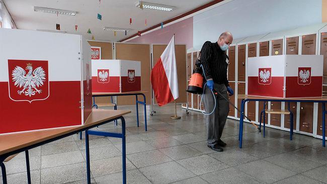 """""""DGP"""": Jest projekt Ministerstwa Zdrowia w sprawie zasad bezpieczeństwa dotyczących wyborów prezydenckich"""