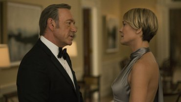 """House of Cards"", kadr z serialu"