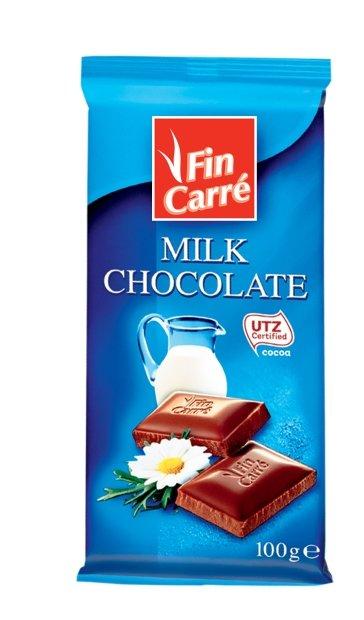 Słodkie przyjemności najwyższej jakości - czekolady Lidla z certyfikatem UTZ