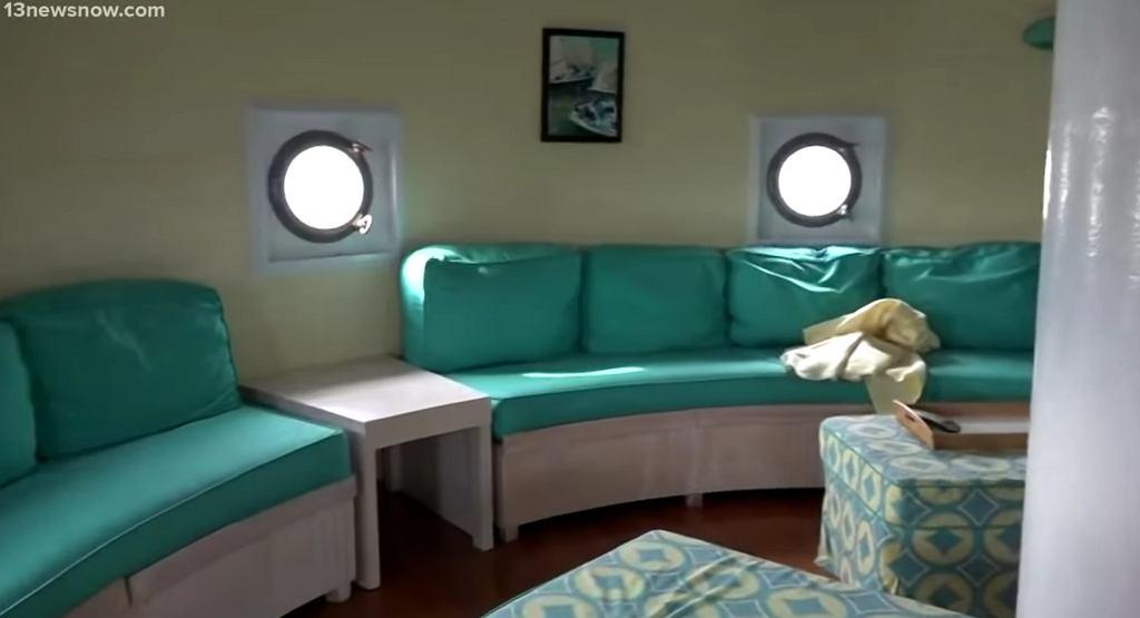 Mieszkanie w latarni morskiej