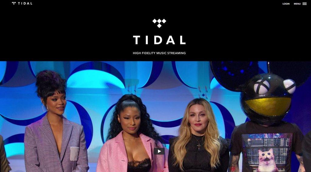 Tidal chce podbić rynek muzycznej chmury