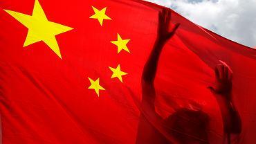Flaga Chin (zdjęcie ilustracyjne)