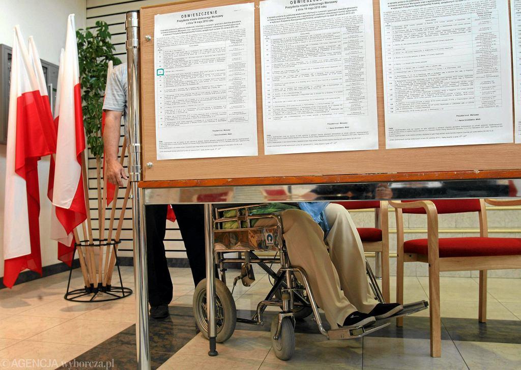 Głosowanie (Zdjęcie ilustracyjne)
