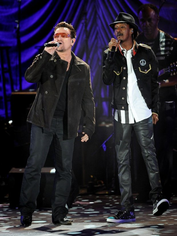 K'naan i Bono