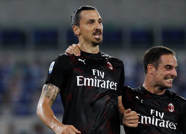 """Ibrahimović odejdzie z Milanu! """"Gram tu za darmo. Kim jest Rangnick?"""""""