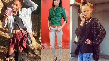 Top Model stylizacje