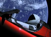 Tesla Roadster Elona Muska po raz pierwszy okrążyła Słońce. Pokonała już 1,23 mld km