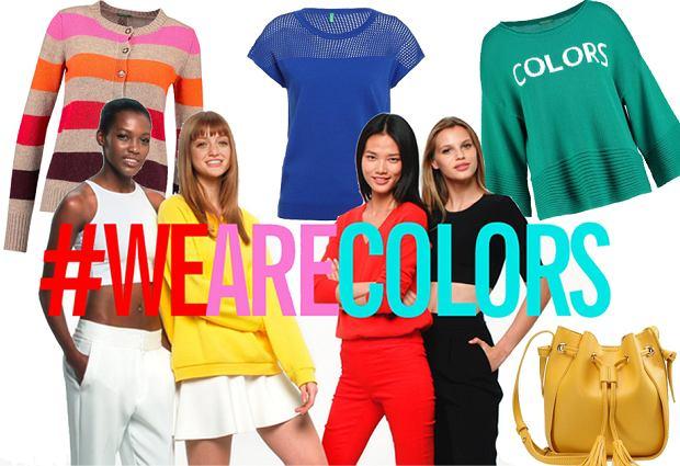 Wszystkie kolory Benettonu - za co kochamy ubrania włoskiej marki?