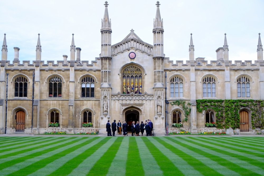 Corpus Christi College, Cambridge