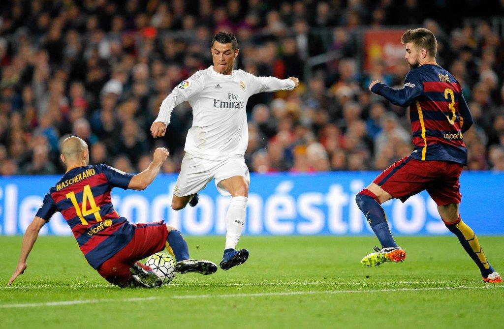 Barcelona - Real