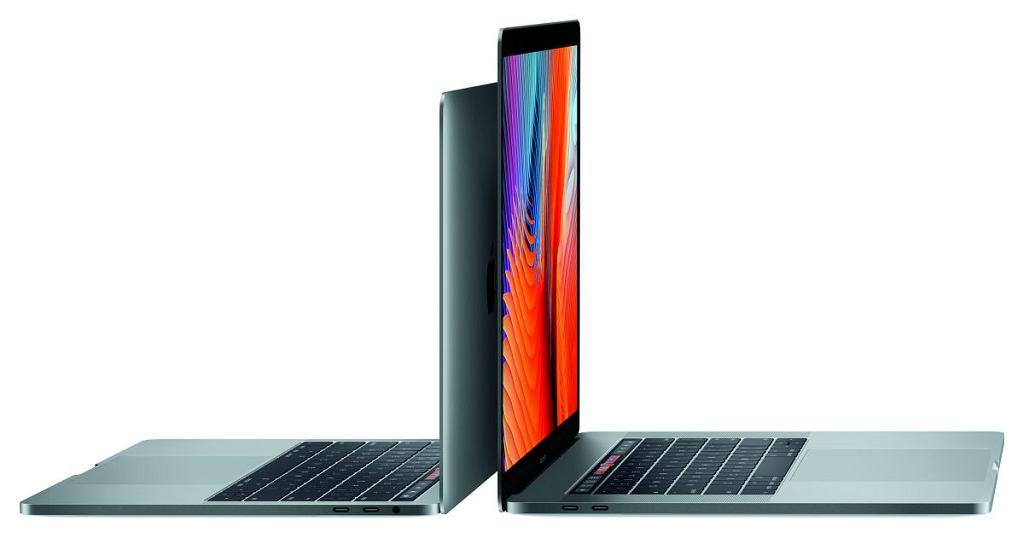 Nowe MacBooki Pro (2016) od Apple