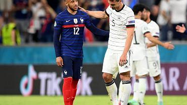 Niemcy reagują na porażkę z Francją.