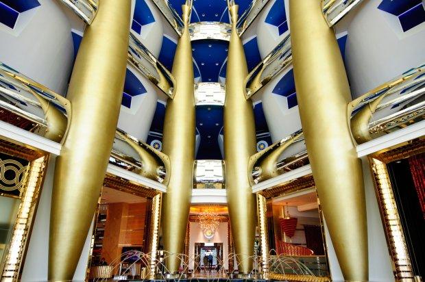 Wnętrze hotelu/ Fot. Shutterstock