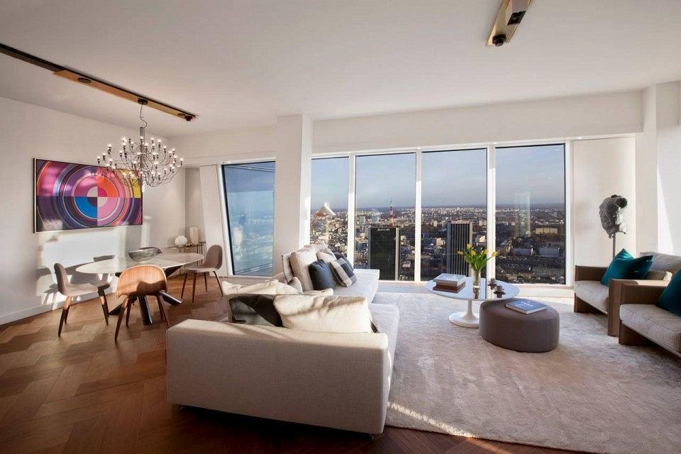 W inwestycji Złota 44 nabywcy mieszkania mieli do wyboru 9 możliwości wykończenia wnętrz