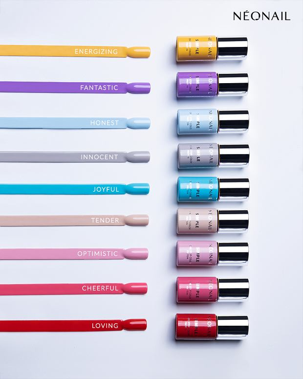 SIMPLE od NEONAIL - kolory