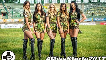 Kandydatki do tytułu Miss Startu 2017
