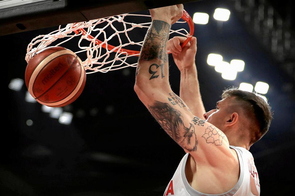 Mistrzostwa świata w koszykówce Chiny 2019. Dominik Olejniczak