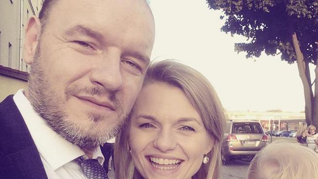 Emilia Komarnicka-Klynstra opublikowała zdjęcie z synem. Kosma jest podobny do znanej mamy
