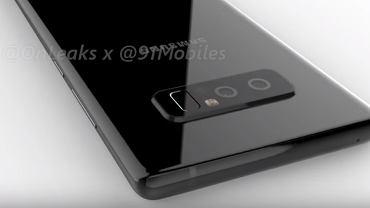 Samsung Galaxy Note 8 (render)
