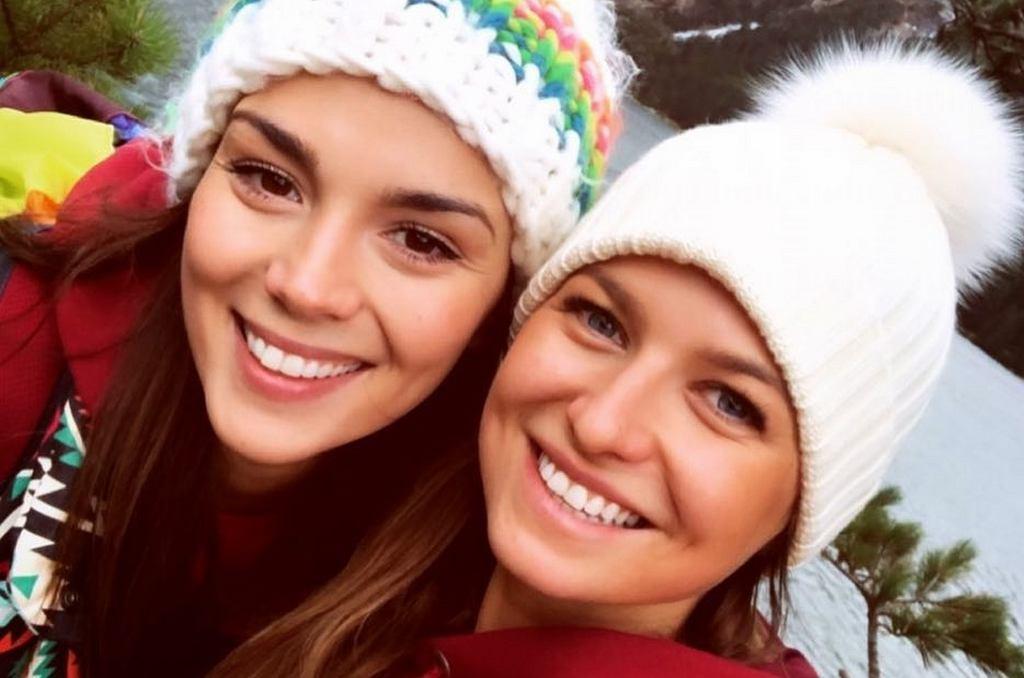 Paulina Krupińska i Anna Lewandowska