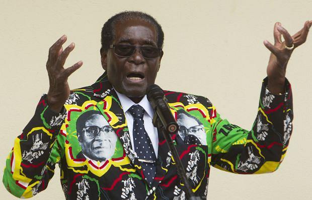 Robert Mugabe zmarł w wieku 95 lat