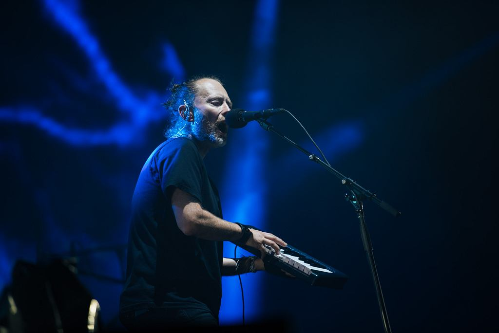 Radiohead na Open'er Festival 2017 / Bartosz Bańka / Agencja Gazeta