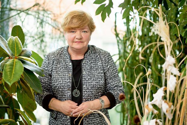 Anita Biesiada, prof. dr hab., wykładowca, Katedra Ogrodnictwa Uniwersytetu Przyrodniczego weWrocławiu
