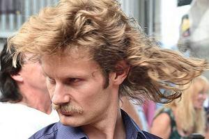 Długie Włosy Fryzury Męskie Mężczyźni Motocykle Porady
