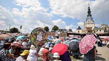 Częstochowa, 9 lipca 2017 r. Pielgrzymka Rodziny Radia Maryja na Jasną Górę