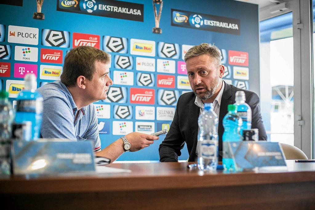 Z Jerzym Brzęczkiem rozmawialiśmy parę dni przed pierwszą kolejką nowego sezonu ekstraklasy