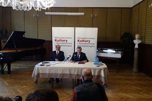 Gliński w Bydgoszczy o męskiej rozmowie z ministrem finansów i kasie na Akademię Muzyczną