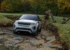Range Rover Evoque 2019 - ponad 7 lat minęło