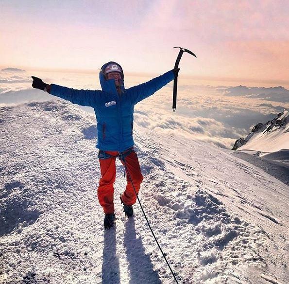 Czy w górach będąc kobietom można o siebie zadbać?