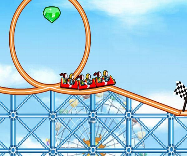 Zbuduj rollercoastera!