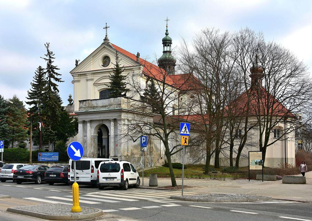 Proboszcz parafii pw. Świętego Antoniego z Padwy nie chce agitacji w kościele