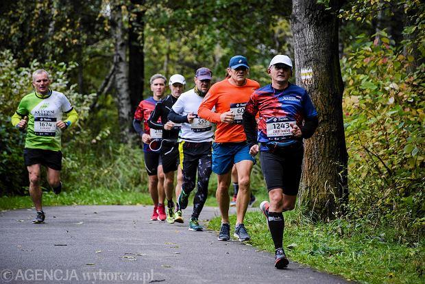 Zdjęcie numer 106 w galerii - Silesia Marathon. Chłód i wiatr niestraszne, rekord pobity! [ZDJĘCIA]