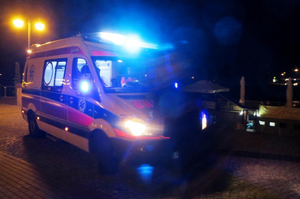 Ambulans na bulwarze wschodnim