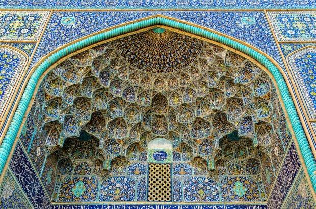Meczet Sheikh Lotfollah, Iran