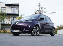 Opinie Moto.pl: Renault Zoe Z.E.40. Zapomniany rewolucjonista