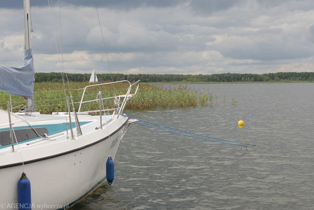 Pisz, jezioro Roś - zdjęcie ilustracyjne