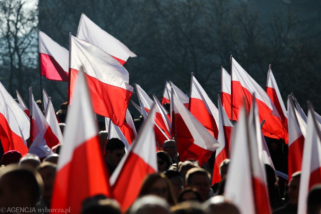 Święto Niepodległości, Kraków, 11.11.2018