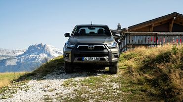 Toyota Hilux Invincible 2020