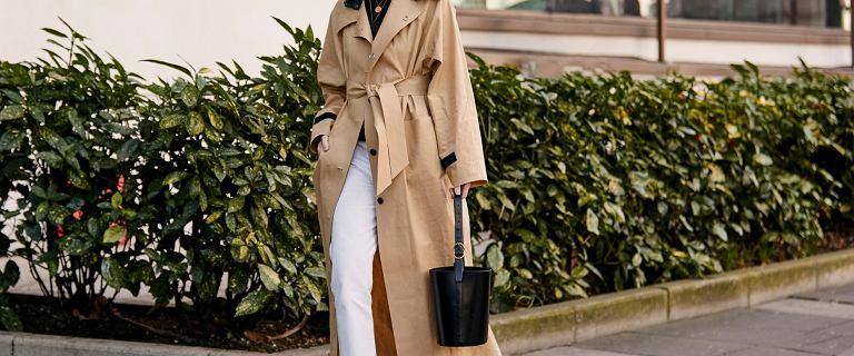 Ten płaszcz pięknie podkreśla talię i jest niezwykle kobiecy! Modne modele na jesień i zimę