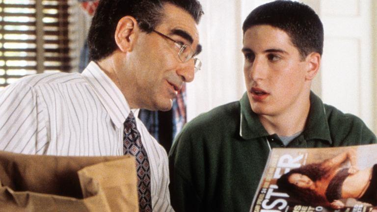 Kadr z filmu 'American Pie'