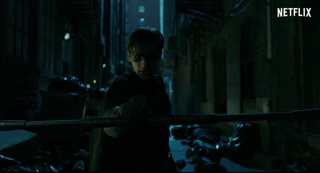 Premiera serialu 'Tytani' już dziś na Netflixie