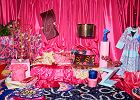 Kiedy odważne wzory i tekstylia wkraczają do domów - limitowana kolekcja KARISMATISK od Zandry Rhodes i IKEA