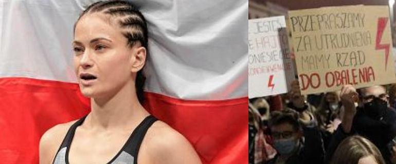 """Kowalkiewicz dostała obrzydliwe groźby po poście ws. Strajku Kobiet. """"Jestem wściekła"""""""